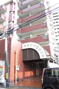 十三駅東口-ネオハイツ新淀川