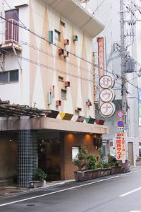 十三駅東口-スチーム関西サウナ