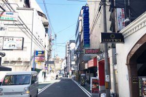 梅田兎我野-ホテルとグルメ