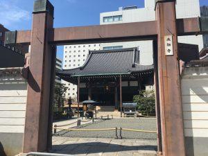 梅田兎我野-太融寺