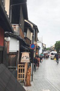 京都スポット-花見小路