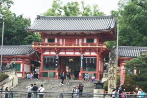 京都スポット-八坂神社