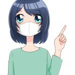新型コロナウイルスはマスクで防げる?